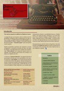 Publicación Palabra en Mano 004-1